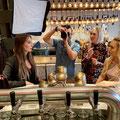 Cafe Leonardo© Mülheim - Making Off Modelshooting (10/2019)
