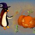 魔法使いペンギン