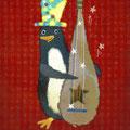 弾き語りペンギン