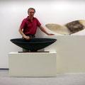 Keramik trifft Glas - Galerie in der Stadtscheune - Otterndorf