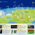 JAXA「人工衛星の貢献」
