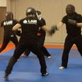 combat couteau AMHE