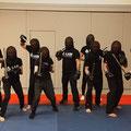 groupe d'eskrima  de combate