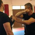 cours de boxe panantukan vers Limonest et Ecully
