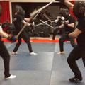 école d'eskrima de combate