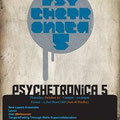 Psychetronica 5 - Artwork by New Lepers Ensemble