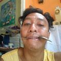 Ridwan Rau Rau - Artist (Indonesia)