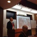 日本景観学会会長・五十嵐敬喜先生の基調講演