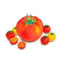 コラム「頭のよくなる野菜」挿絵 vol.13 トマト