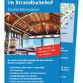 Infoflyer für Lübeck + Travemünde
