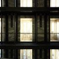 Interior fachada