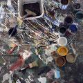 El suelo de mi taller - Naso González 01