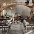 Styling Italian wedding