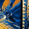 Deich- und Hauptsielverband Dithmarschen: digitale Weiterentwicklung von Fotografien zu Wandbildern
