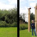 Linda Hamkens, Reimersbude: digitale Bildmontage