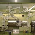 病院、手術室(オペ室)・シーリングペンダント