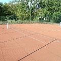 Tennis à La Roche-Chalais