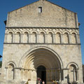 Eglise romane de St Aulaye