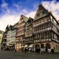 Frankfurt am Main - Innenstadt - Römerberg
