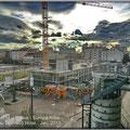 Frankfurt am Main - Gallus - Europa Allee - Hotel Dormero