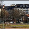 Frankfurt am Main - Ginnheim/Bockenheim - Uni Sportanlage