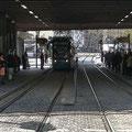 Frankfurt am Main - Gallus - Galluswarte - Straßenbahnhaltestelle 11/21