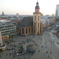 Frankfurt am Main - Innenstadt - Hauptwache - Katharinnenkirche