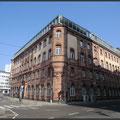 Frankfurt/M. - Innenstadt - Bethmannstr. -Nebengebäude des Römers