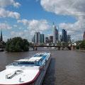Frankfurt Skyline - Mainblick - 2010