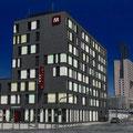 Frankfurt am Main - Gallus - Europa Allee - Hotel Meininger