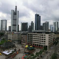 Frankfurt am Main - Innenstadt - Skyline