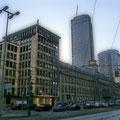Frankfurt am Main - Westend - Friedrich-Ebert-Anlage - Tower 185 - Messeturm