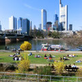 Frankfurt am Main - Mainblick