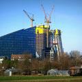 Frankfurt am Main - EZB-Neubau - Ostend