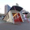 Frankfurt am Main - Bockenheim - U-Bahn Station