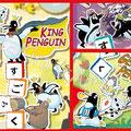 下関海峡水族館 ペンギンスゴロク キャラクターデザイン
