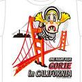 goldengate  記念Tシャツ02  アルカトラズから脱走のゴリエ