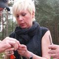 Andrea Weinke Groß Laasch Ostern mit dem Verein Groß Laasch Flexibel Porzellanbilder Grabbilder Tierfriedhof  Anhänger