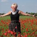 Andrea Weinke Groß Laasch 05 Porzellanbilder Grabbilder Tierfriedhof  Anhänger