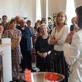Zum Abschluss der Veranstaltung wurde unter allen Besuchern der Veranstaltung, die sich an der Wahl des Publikumspreises beteiligt hatten, 5 Preise verlost.