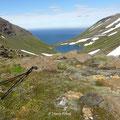 Blick auf den Siglufjörður