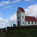 Kirche am Úlfljótsvatn