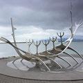 """Sólfar"" in Reykjavík"