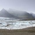 ... mystisch am Breiðárlón