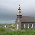 Kirche bei Hvalsnes (Reykjanes Halbinsel)