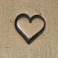 Herz klein/gerade