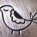 Vogel groß