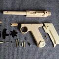 南部十四年式組拳銃立キット