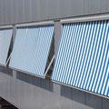 Ideales Gestaltungselement für Fensterfassaden