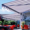 Für grosse Terrassen im Gastro- und Wohnbereich